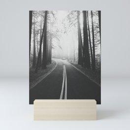 ROAD TRIP III / California Mini Art Print