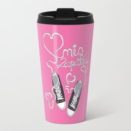 Amo mis Zapatos Travel Mug