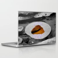 the cure Laptop & iPad Skins featuring The Cure by AlleaJiapsi