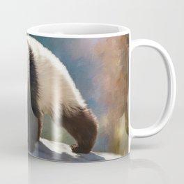 Cute panda bear baby Coffee Mug