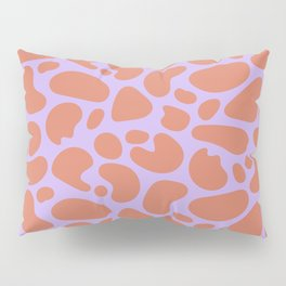 Don't Drink the Lava Lamp | Abstract Shape Pattern Pillow Sham