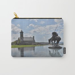 Chapel and Infinity Pool Carry-All Pouch