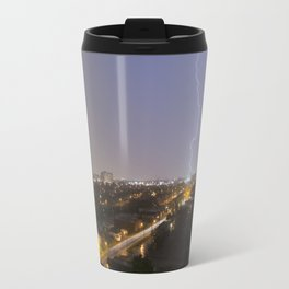 City Lightning. Travel Mug