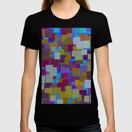 color rectangles 003 T-shirt