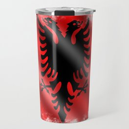 Albania Travel Mug