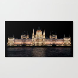 Hungarian Parliament | Architecture Canvas Print