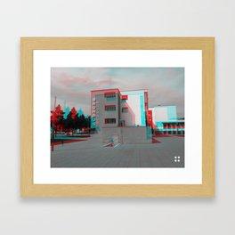 Bauhaus · Das Bauhaus 2 Framed Art Print