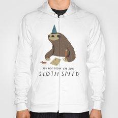 sloth speed Hoody