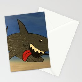 Shark Week Stationery Cards