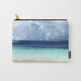 Maldives colors Carry-All Pouch