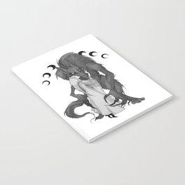 Inktober Werewolf Notebook