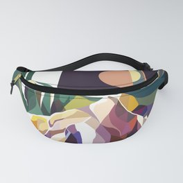 At Mont-Rebei Fanny Pack