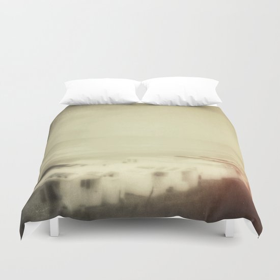North Sea Duvet Cover