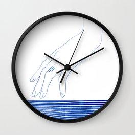 Nereid XXXIV Wall Clock