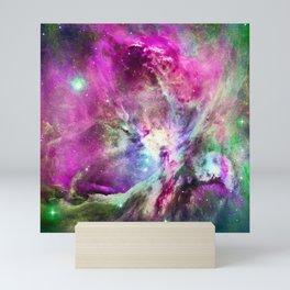 NEBULA ORION HEAVENLY CELESTIAL MIRACLE Mini Art Print