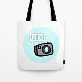 CLICK! Tote Bag