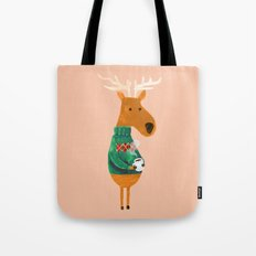 Hot Coffee Tote Bag