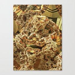 Sandstone Canvas Print