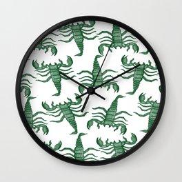 Scorpdala Wall Clock