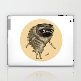 Linus, the Pug Laptop & iPad Skin