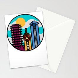 NAIROBI SKYLINE Stationery Cards