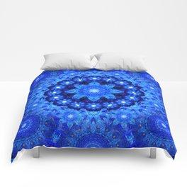 Lapis Crown Mandala Comforters