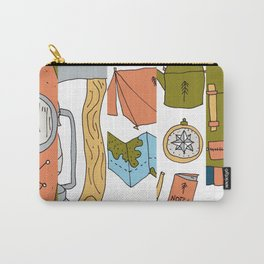 Camping para Carry-All Pouch