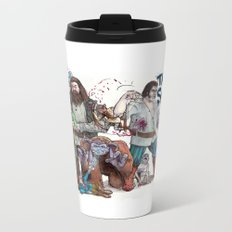 TALLS VS. SMALLS Metal Travel Mug