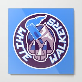 WW HOCKEY LOGO Metal Print