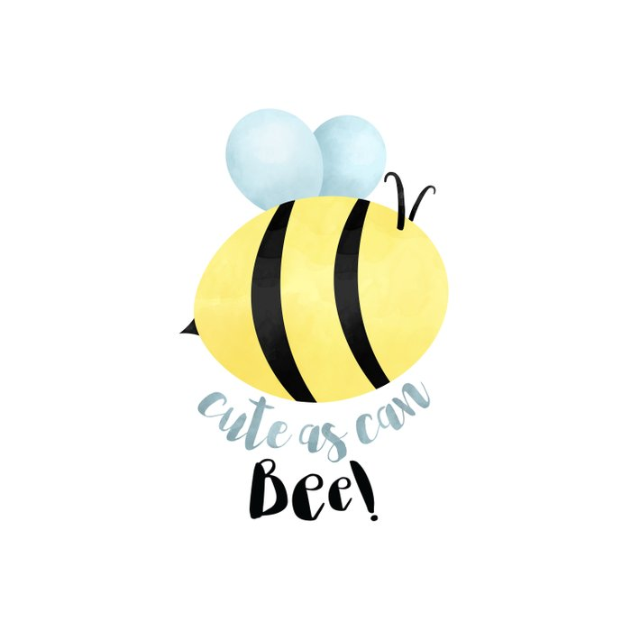 Cute As Can Bee! Comforters