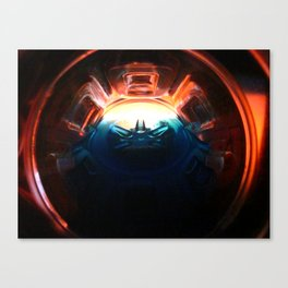 The Coils Of Our Conceit Canvas Print