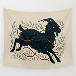 Cloven Prince Wall Tapestry