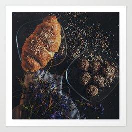 Baker Art Print