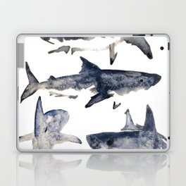 School or Shiver Laptop & iPad Skin