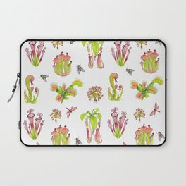 Carnivorous Plants Laptop Sleeve