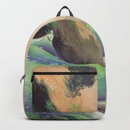 Spring of Mountain Yamamoto Shunkyo Backpack
