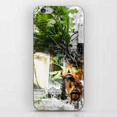 Electric Jungle iPhone Skin