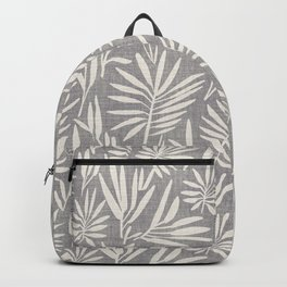 WHIMSY LEAF GREY Backpack