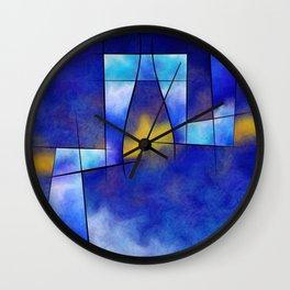 Kefharia V1 - cubic vision Wall Clock
