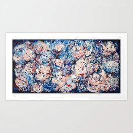 Nebulous Art Print