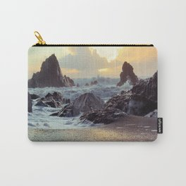 Crashing Waves II Carry-All Pouch