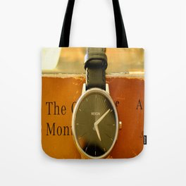 Time is on your side Tote Bag