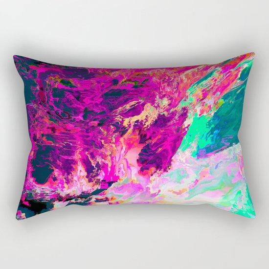 Eudokía (Abstract 42) Rectangular Pillow