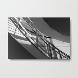 Getty Abstract No.3 Metal Print