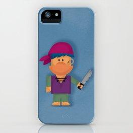 Buccaneer Monstris One iPhone Case
