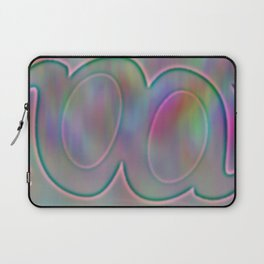 Shinning relief Laptop Sleeve