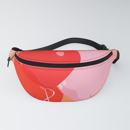 balloons Fanny Pack