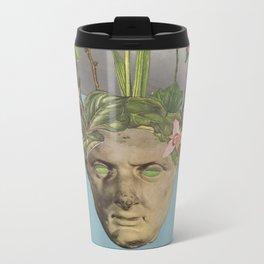 135.  Metal Travel Mug