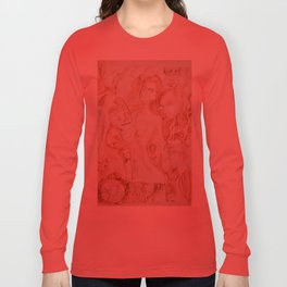 sepia I Long Sleeve T-shirt