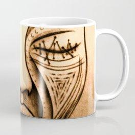 Tribal Spirit Awakening Coffee Mug